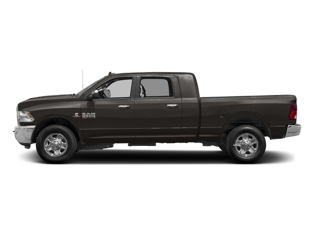Granite Crystal Metallic Clearcoat 2018 Ram Truck 2500 Pictures 2500 SLT 4x4 Mega Cab 6'4 Box photos side view