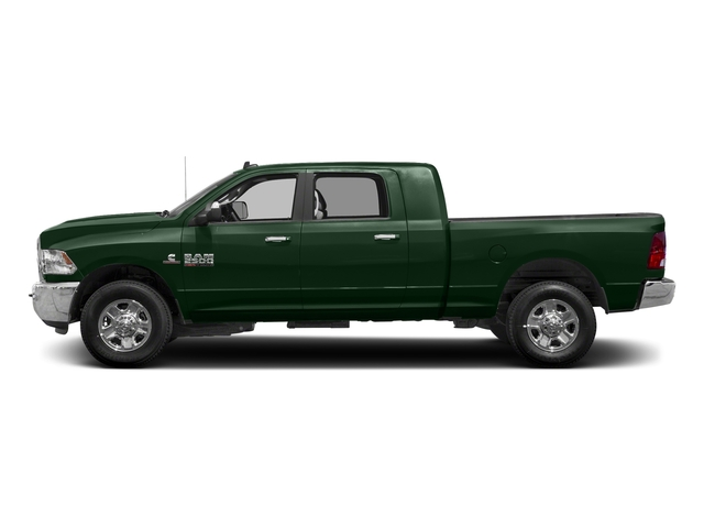 Timberline Green Pearlcoat 2018 Ram Truck 2500 Pictures 2500 SLT 4x4 Mega Cab 6'4 Box photos side view