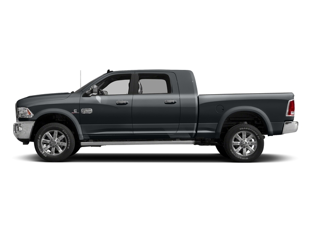 Maximum Steel Metallic Clearcoat 2018 Ram Truck 2500 Pictures 2500 Limited 4x2 Mega Cab 6'4 Box photos side view