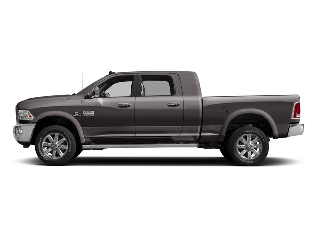 Granite Crystal Metallic Clearcoat 2018 Ram Truck 2500 Pictures 2500 Limited 4x2 Mega Cab 6'4 Box photos side view