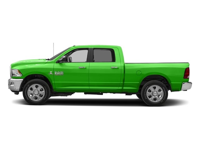 Hills Green 2018 Ram Truck 2500 Pictures 2500 SLT 4x2 Crew Cab 6'4 Box photos side view