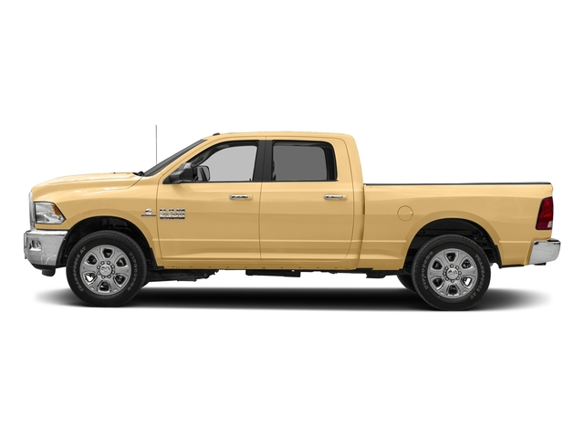 Light Cream 2018 Ram Truck 2500 Pictures 2500 SLT 4x2 Crew Cab 6'4 Box photos side view