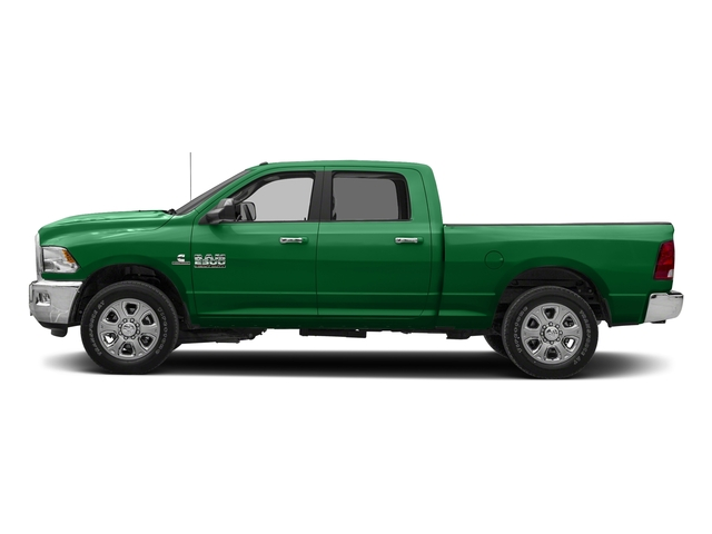 Bright Green 2018 Ram Truck 2500 Pictures 2500 SLT 4x2 Crew Cab 6'4 Box photos side view