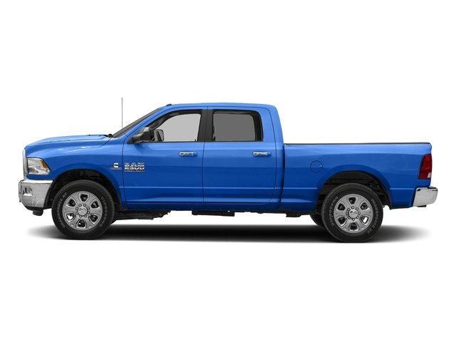 New Holland Blue 2018 Ram Truck 2500 Pictures 2500 SLT 4x2 Crew Cab 6'4 Box photos side view