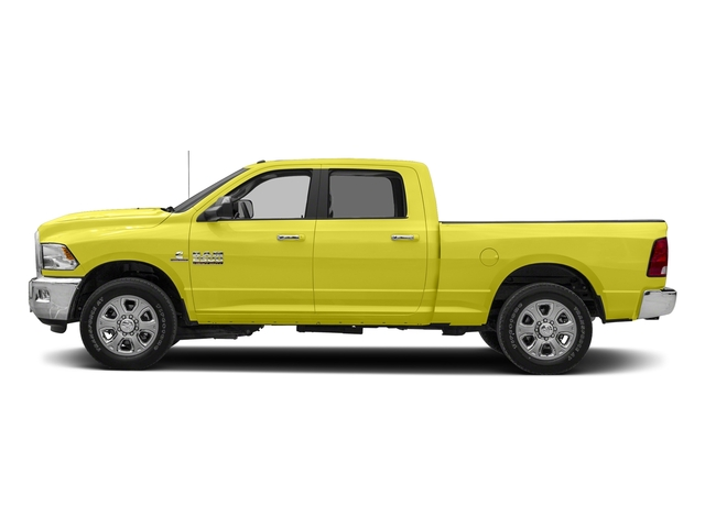 National Safety Yellow 2018 Ram Truck 2500 Pictures 2500 SLT 4x2 Crew Cab 6'4 Box photos side view