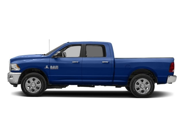 Blue Streak Pearlcoat 2018 Ram Truck 2500 Pictures 2500 SLT 4x2 Crew Cab 6'4 Box photos side view