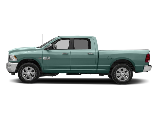 Light Green 2018 Ram Truck 2500 Pictures 2500 SLT 4x2 Crew Cab 6'4 Box photos side view