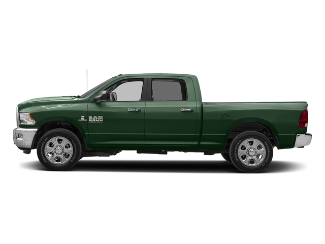 Timberline Green Pearlcoat 2018 Ram Truck 2500 Pictures 2500 SLT 4x2 Crew Cab 6'4 Box photos side view