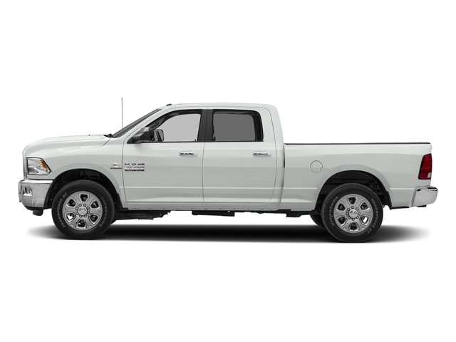 Bright White Clearcoat 2018 Ram Truck 2500 Pictures 2500 SLT 4x2 Crew Cab 6'4 Box photos side view