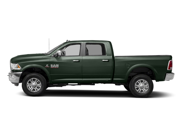 Black Forest Green Pearlcoat 2018 Ram Truck 2500 Pictures 2500 Laramie 4x2 Crew Cab 6'4 Box photos side view