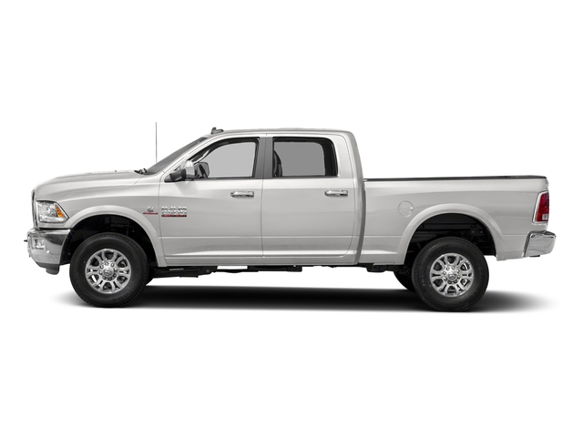 Bright Silver Metallic Clearcoat 2018 Ram Truck 2500 Pictures 2500 Laramie 4x2 Crew Cab 6'4 Box photos side view