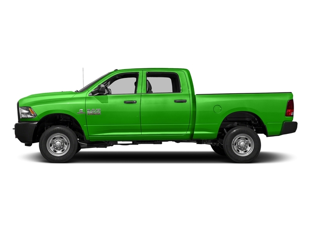 Hills Green 2018 Ram Truck 2500 Pictures 2500 Tradesman 4x4 Crew Cab 8' Box photos side view