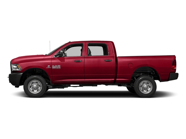 Case IH Red 2018 Ram Truck 2500 Pictures 2500 Tradesman 4x4 Crew Cab 8' Box photos side view