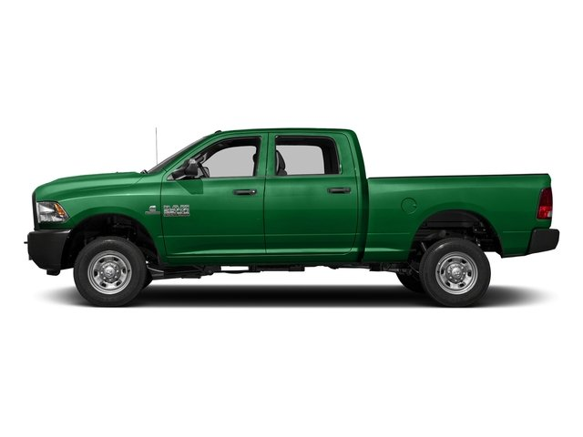 Bright Green 2018 Ram Truck 2500 Pictures 2500 Tradesman 4x4 Crew Cab 8' Box photos side view