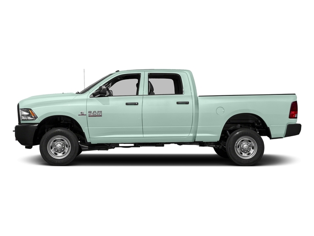 Robin Egg Blue 2018 Ram Truck 2500 Pictures 2500 Tradesman 4x4 Crew Cab 8' Box photos side view
