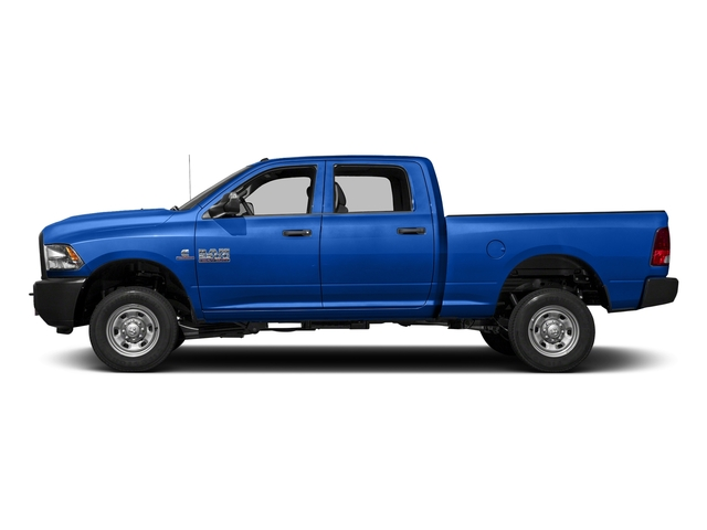 New Holland Blue 2018 Ram Truck 2500 Pictures 2500 Tradesman 4x4 Crew Cab 8' Box photos side view