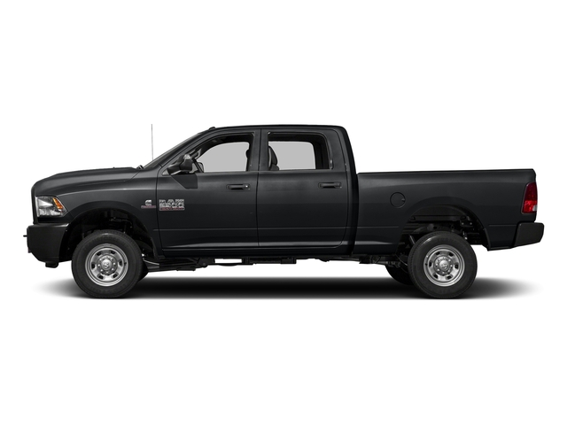 Granite Crystal Metallic Clearcoat 2018 Ram Truck 2500 Pictures 2500 Tradesman 4x4 Crew Cab 8' Box photos side view
