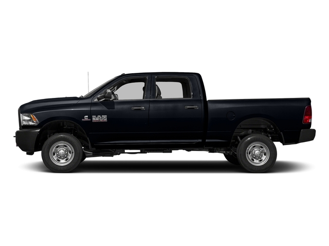 Midnight Blue Pearlcoat 2018 Ram Truck 2500 Pictures 2500 Tradesman 4x4 Crew Cab 8' Box photos side view