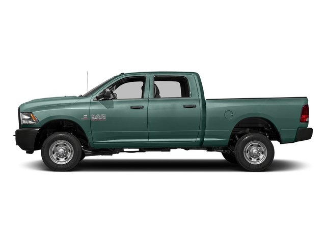 Light Green 2018 Ram Truck 2500 Pictures 2500 Tradesman 4x4 Crew Cab 8' Box photos side view