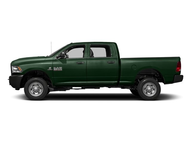Timberline Green Pearlcoat 2018 Ram Truck 2500 Pictures 2500 Tradesman 4x4 Crew Cab 8' Box photos side view