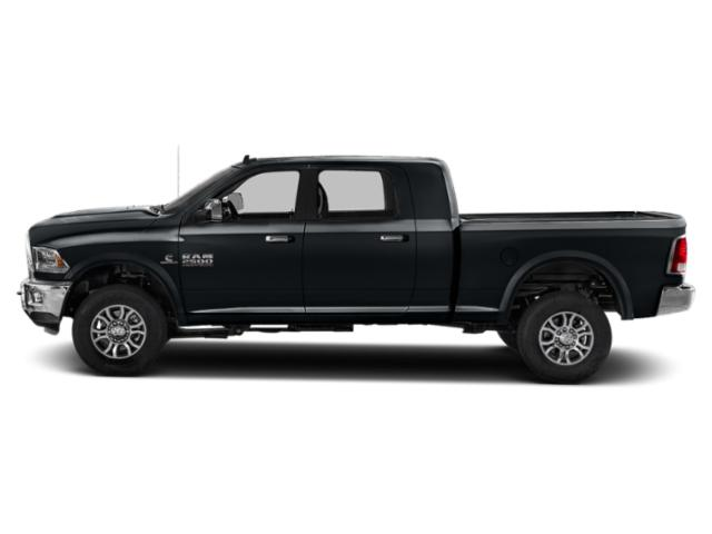 Maximum Steel Metallic Clearcoat 2018 Ram Truck 2500 Pictures 2500 Laramie 4x4 Mega Cab 6'4 Box photos side view