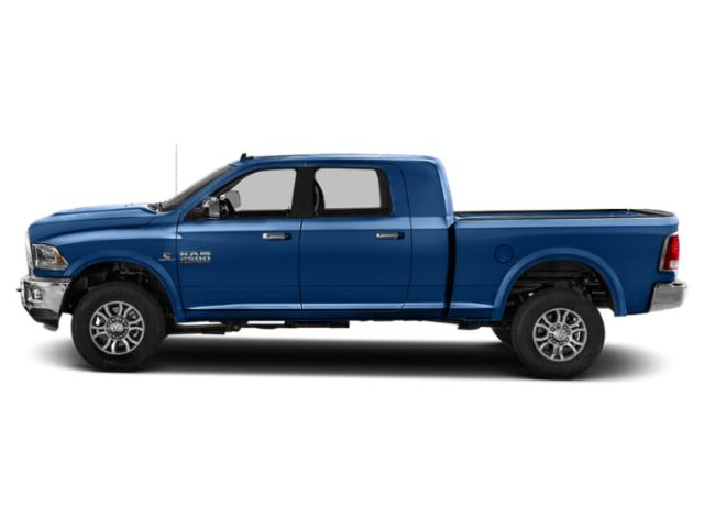 Blue Streak Pearlcoat 2018 Ram Truck 2500 Pictures 2500 Laramie 4x4 Mega Cab 6'4 Box photos side view