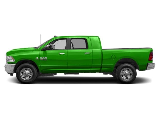 Hills Green 2018 Ram Truck 2500 Pictures 2500 Mega Cab Bighorn/Lone Star 4WD photos side view