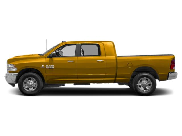 Construction Yellow 2018 Ram Truck 2500 Pictures 2500 Mega Cab Bighorn/Lone Star 4WD photos side view