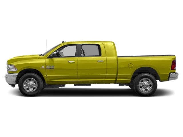 National Safety Yellow 2018 Ram Truck 2500 Pictures 2500 Mega Cab Bighorn/Lone Star 4WD photos side view