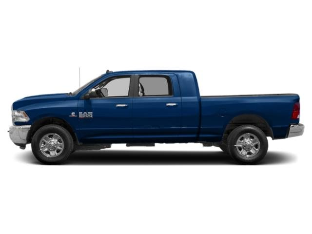 Blue Streak Pearlcoat 2018 Ram Truck 2500 Pictures 2500 Mega Cab Bighorn/Lone Star 4WD photos side view