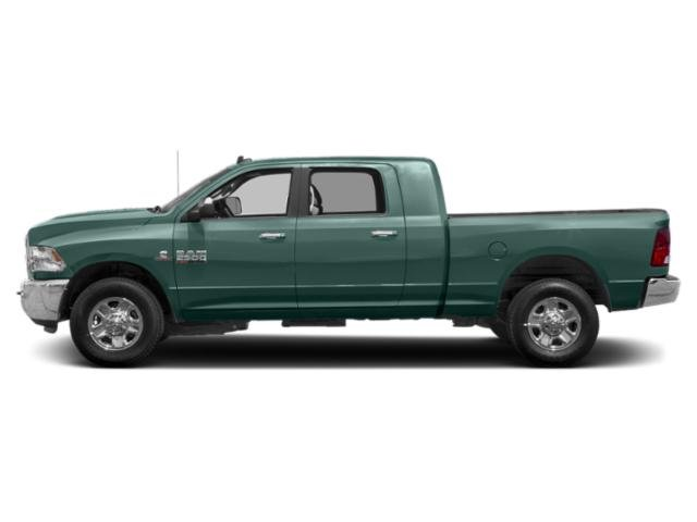 Light Green 2018 Ram Truck 2500 Pictures 2500 Mega Cab Bighorn/Lone Star 4WD photos side view