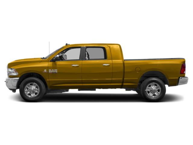 School Bus Yellow 2018 Ram Truck 2500 Pictures 2500 Mega Cab Bighorn/Lone Star 2WD photos side view
