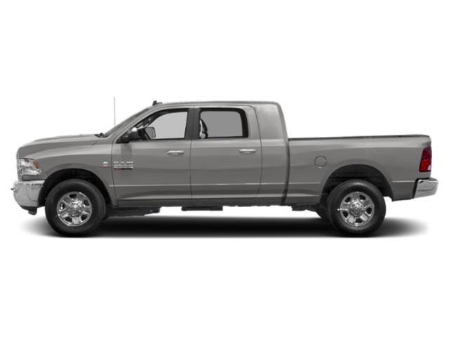 Bright Silver Metallic Clearcoat 2018 Ram Truck 2500 Pictures 2500 Mega Cab Bighorn/Lone Star 2WD photos side view