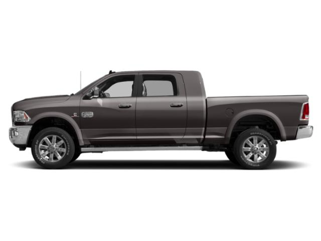 Granite Crystal Metallic Clearcoat 2018 Ram Truck 2500 Pictures 2500 Mega Cab Limited 2WD T-Diesel photos side view