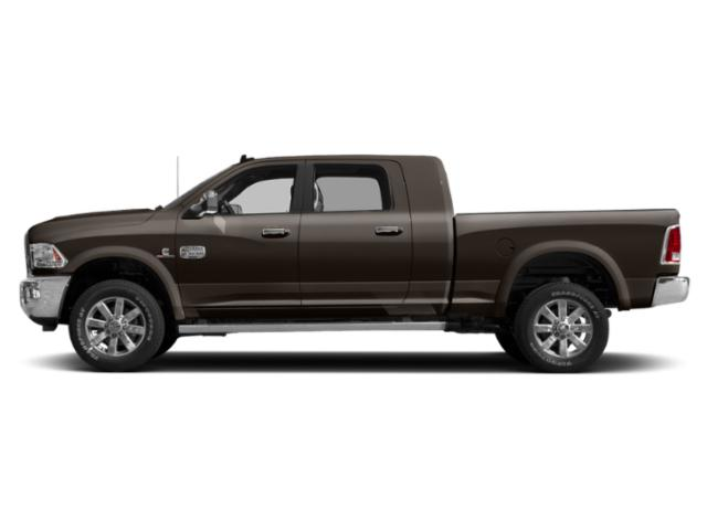 RV Match Walnut Brown Metallic Clearcoat 2018 Ram Truck 2500 Pictures 2500 Longhorn 4x4 Mega Cab 6'4 Box photos side view