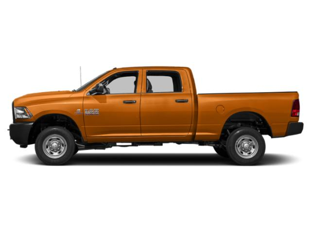 Omaha Orange 2018 Ram Truck 2500 Pictures 2500 Crew Cab Tradesman 2WD T-Diesel photos side view