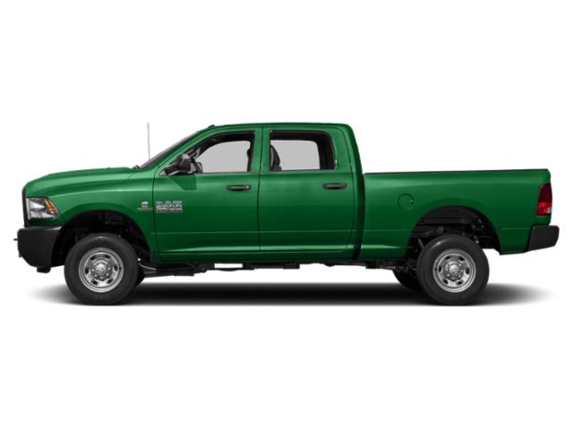 Bright Green 2018 Ram Truck 2500 Pictures 2500 Crew Cab Tradesman 2WD T-Diesel photos side view