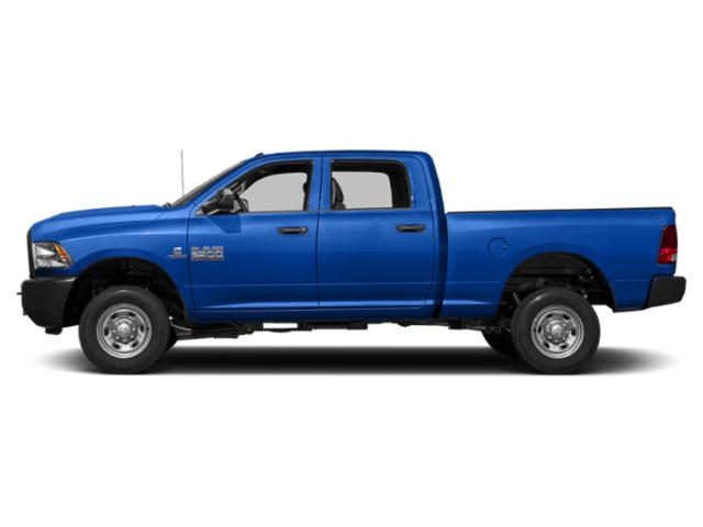 New Holland Blue 2018 Ram Truck 2500 Pictures 2500 Crew Cab Tradesman 2WD T-Diesel photos side view