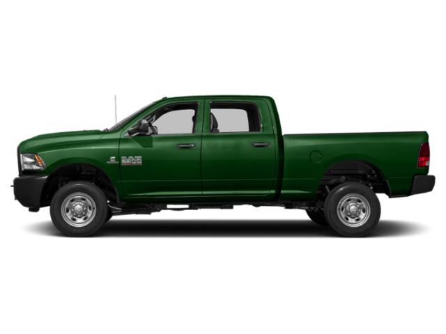 Tree Green 2018 Ram Truck 2500 Pictures 2500 Crew Cab Tradesman 2WD T-Diesel photos side view