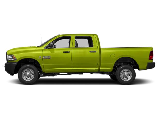 National Safety Yellow 2018 Ram Truck 2500 Pictures 2500 Crew Cab Tradesman 2WD T-Diesel photos side view