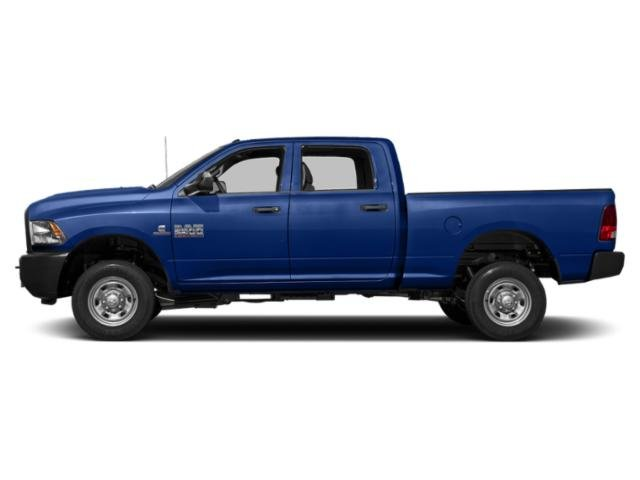 Blue Streak Pearlcoat 2018 Ram Truck 2500 Pictures 2500 Crew Cab Tradesman 2WD T-Diesel photos side view