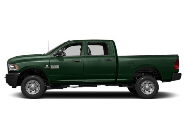 Timberline Green Pearlcoat 2018 Ram Truck 2500 Pictures 2500 Crew Cab Tradesman 2WD T-Diesel photos side view
