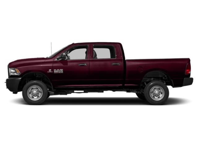 Delmonico Red Pearlcoat 2018 Ram Truck 2500 Pictures 2500 Crew Cab Tradesman 2WD T-Diesel photos side view
