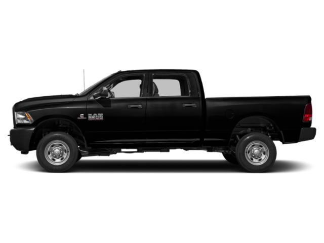 Black Clearcoat 2018 Ram Truck 2500 Pictures 2500 Crew Cab Tradesman 2WD T-Diesel photos side view