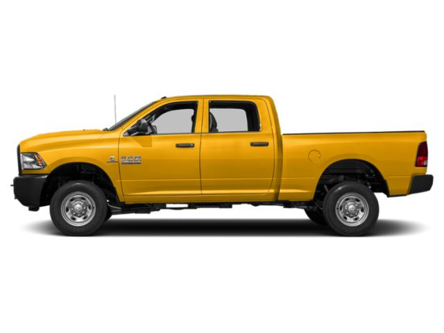 Detonator Yellow Clearcoat 2018 Ram Truck 2500 Pictures 2500 Crew Cab Tradesman 2WD T-Diesel photos side view