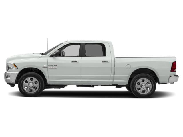 Bright White Clearcoat 2018 Ram Truck 2500 Pictures 2500 Crew Cab Bighorn/Lone Star 2WD photos side view