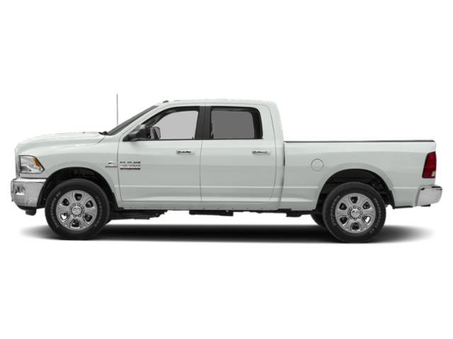 Bright White Clearcoat 2018 Ram Truck 2500 Pictures 2500 Crew Cab Bighorn/Lone Star 4WD photos side view