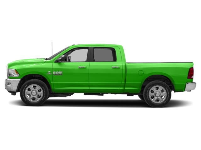 Hills Green 2018 Ram Truck 2500 Pictures 2500 Crew Cab SLT 4WD T-Diesel photos side view