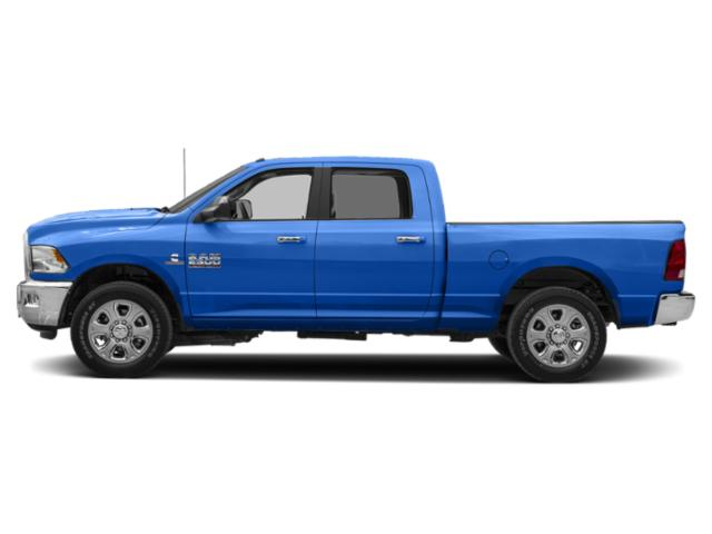 New Holland Blue 2018 Ram Truck 2500 Pictures 2500 Crew Cab SLT 4WD T-Diesel photos side view