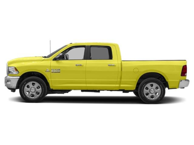 National Safety Yellow 2018 Ram Truck 2500 Pictures 2500 Crew Cab SLT 4WD T-Diesel photos side view